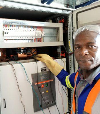 Zambia staff